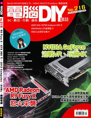 電腦DIY-216封面