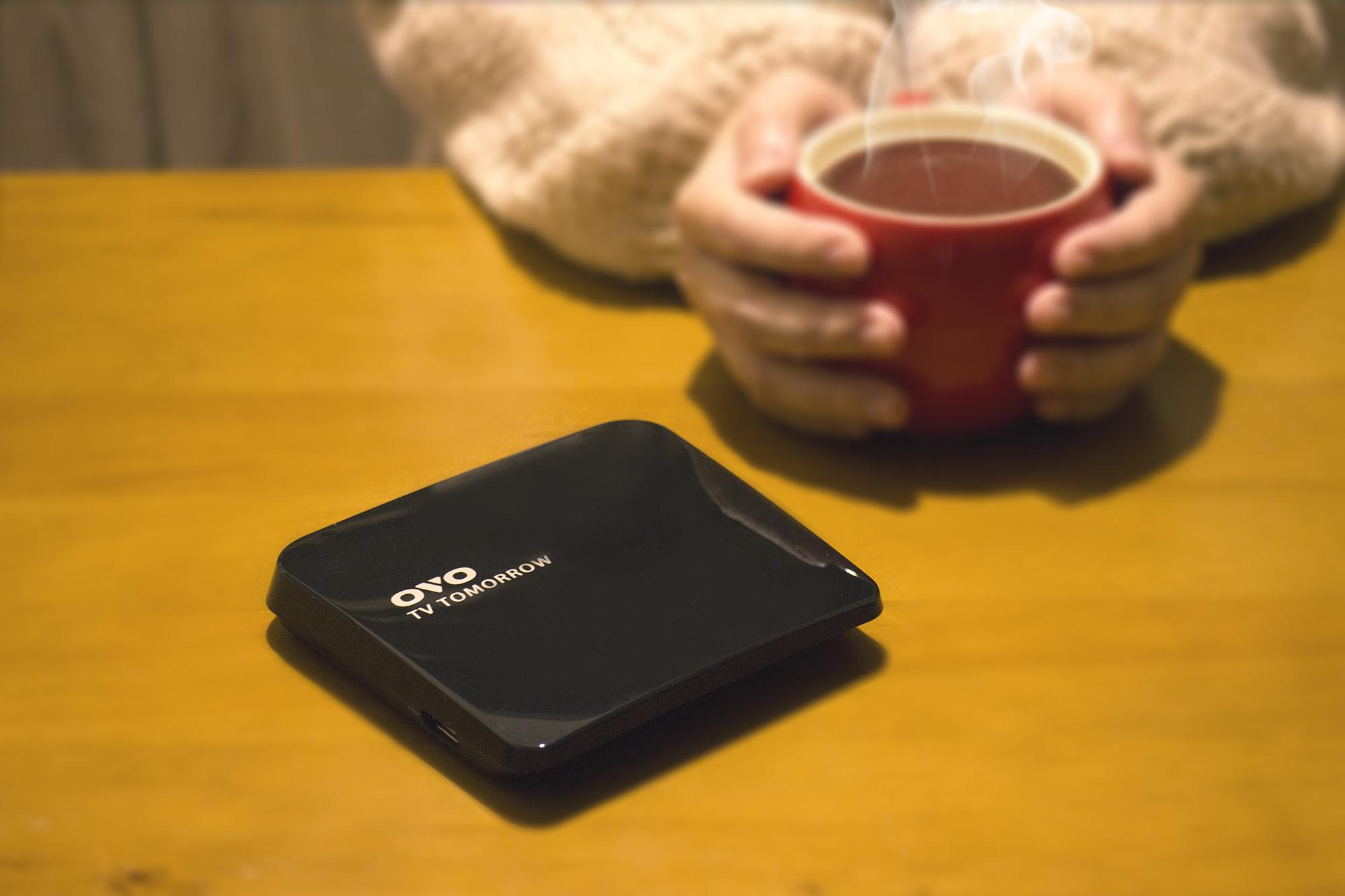 冷氣團助長宅經濟,OVO電視盒單月熱銷5千台