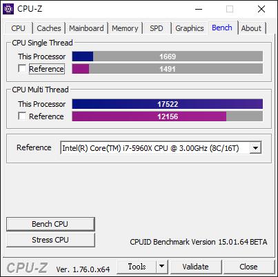 Intel Core i7-6950X-6