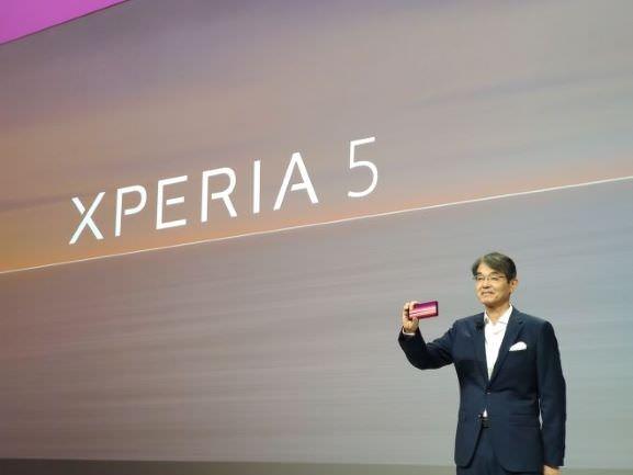 Sony Mobile今(9/5)於2019年IFA發表全新旗艦手機Xperia 5